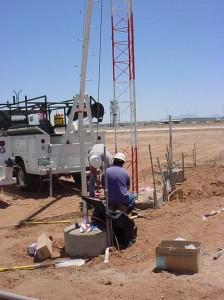 Site Prep in AZ